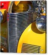 1939 Chevy Acrylic Print