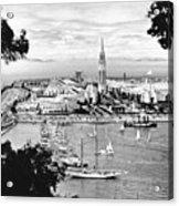 1939 Treasure Island View Acrylic Print