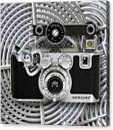 1939 Univex Mercury Camera Acrylic Print