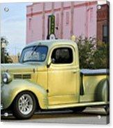 1940 Dodge Pickup Acrylic Print