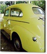 1940 Oldsmobile Acrylic Print