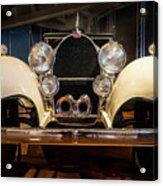 1941 Bugatti Type 41 Royale At The Henry Ford Museum Acrylic Print
