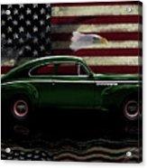 1941 Buick Century Tribute Acrylic Print