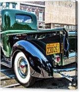 1941 Chevy Truck Acrylic Print