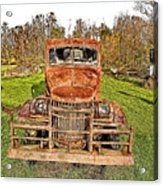 1941 Dodge Truck 3 Acrylic Print