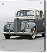 1941 Packard 120 Sedan I Acrylic Print