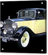 1941 Rolls-royce Phantom I I I  Acrylic Print