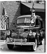 1946 Chevrolet Acrylic Print