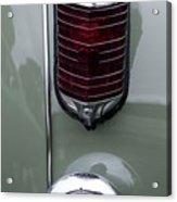 1947 Chrysler Tail Lights Acrylic Print