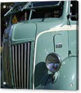 1947 Ford Cab Over Truck Acrylic Print