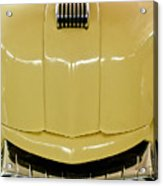 1947 Mercury Convertible Hood Ornament Acrylic Print
