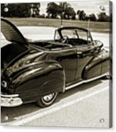 1947 Pontiac Convertible Photograph 5544.64 Acrylic Print