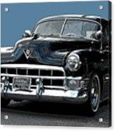 1948 Cadillac Fastback Acrylic Print