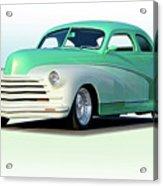 1948 Chevrolet Coupe Acrylic Print