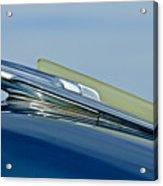 1948 Chevrolet Fleetline Hood Ornament Acrylic Print