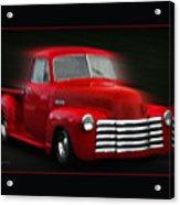 1948 Chevy Pickup Acrylic Print