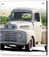 1948 Ford F1 Stepside Pickup I Acrylic Print