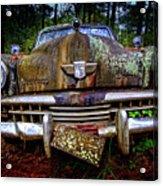 1948 Studebaker Champion Acrylic Print