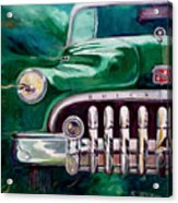 1950 Buick Roadmaster Acrylic Print