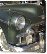 1950 Chevrolet Coupe Acrylic Print