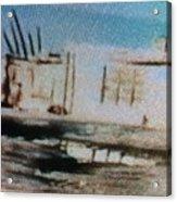1950's - At The Hopi Village Acrylic Print