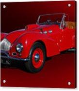1951 Allard K2 Roadster Acrylic Print