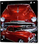 1951 Business Coupe Acrylic Print