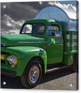 1951 Ford Truck Acrylic Print