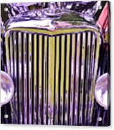 1951 Jaguar Mark V D H C Acrylic Print