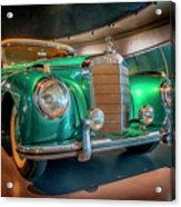 1951 Mercedes-benz 300 S Convertible A 7r2_dsc8202_05102017 Acrylic Print