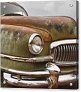 1951 Nash Ambassador Hydramatic Front End Acrylic Print