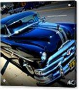 1951 Pontiac Acrylic Print