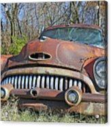 1952 Buick For Sale Acrylic Print