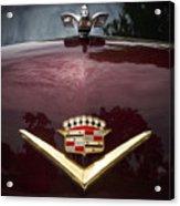 1952 Cadillac Acrylic Print