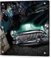1953 Buick Roadmaster Acrylic Print