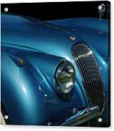 1953 Jaguar 120m  Acrylic Print