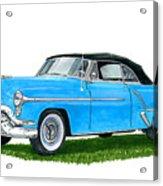 Oldsmobile 98 Convert Acrylic Print
