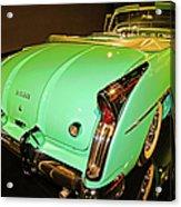 1954 Buick Skylark Fins Acrylic Print