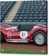 1954 Maserati A6 Gcs  Acrylic Print by Jill Reger
