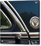 1954 Patrician Packard Emblem 3 Acrylic Print