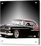 1955 Chvrolet Bel Air 'nor Cal Style' II Acrylic Print