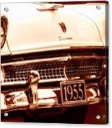 1955 Ford Fairlane Acrylic Print