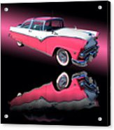 1955 Ford Fairlane Crown Victoria Acrylic Print