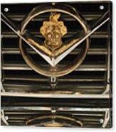 1955 Packard Hood Ornament Emblem Acrylic Print