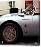 1955 Porsche 550 Rs Spyder . 7d 9411 Acrylic Print by Wingsdomain Art and Photography