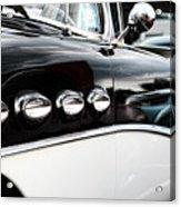 1956 Buick Century Profile 1 Acrylic Print
