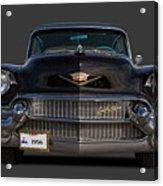 1956 Cadillac Acrylic Print