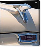 1956 Chrysler Soaring Falcon Hood Ornament Acrylic Print