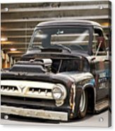 1956 Ford F100 'workingmans' Pickup I Acrylic Print