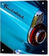 1956 Ford Thunderbird 2 Acrylic Print